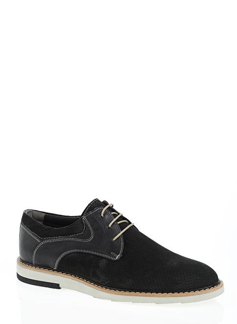 Hammer Jack Bağcıklı Ayakkabı Siyah